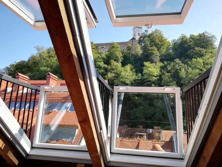 strešni balkon Cabrio